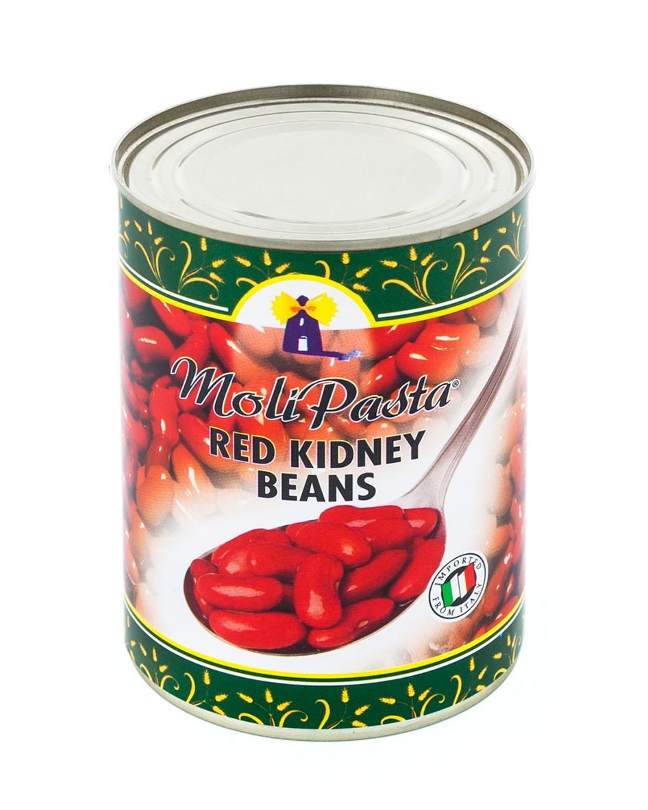 Moli Pasta Red kidney beans 400g_cr