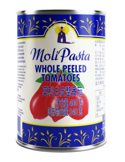 Moli Pasta Whole Peeled Tomatoes